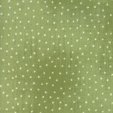 Small Image of Moda Fabric Wintertide Stars Fir