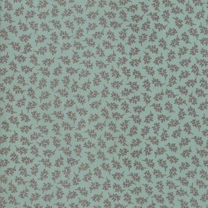 Large Picture of Moda Fabric 101 Maple Street Tiny Vines Seafoam