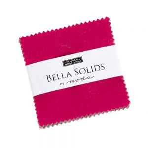 Moda Bella Solids 2020 Colours Mini Charm