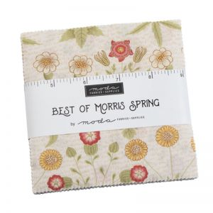 Moda Best of Morris Spring Charm Pack