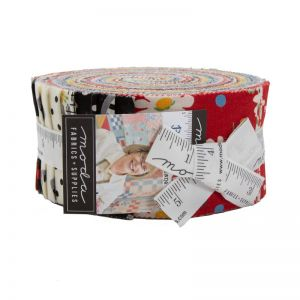 Large Image of Moda Fabric Bubble Pop Jelly Roll
