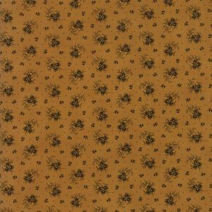 Thumbnail Picture of Moda Fabric Spice It Up Flora Golden Yellow