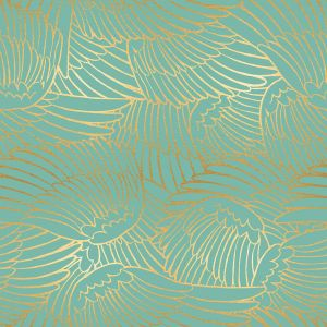 Ruby Star Fabric Florida Wild Wings Water RS2026 14M