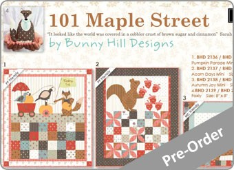 101 Maple Street Fabric Range