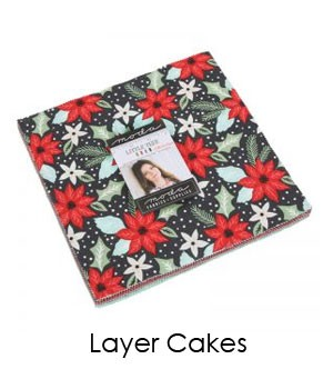 Layer Cake Fabric Packs